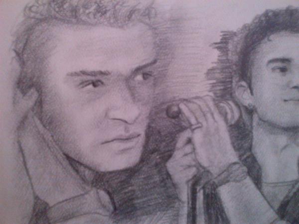 Justin Timberlake by baky